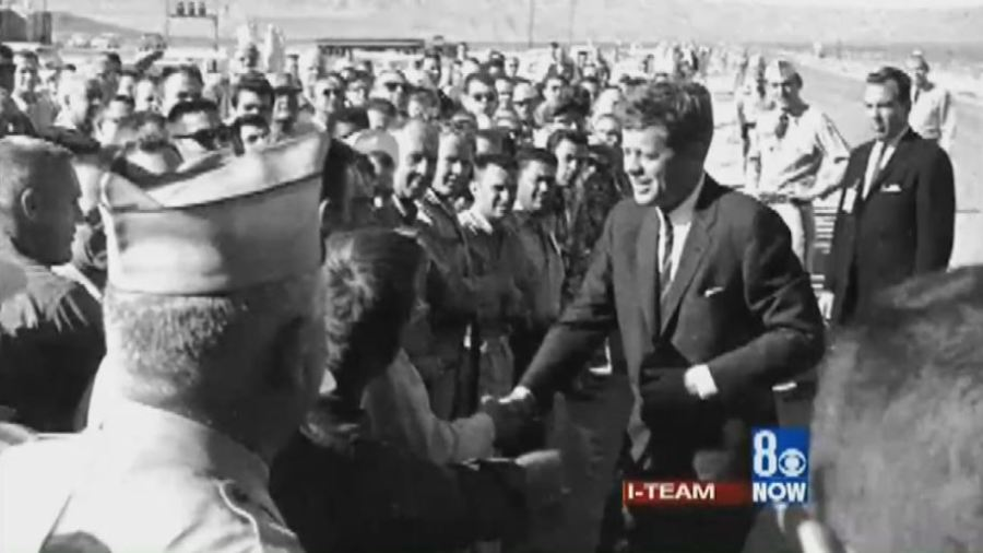 This image has an empty alt attribute; its file name is JFK-visit-Kennedy-3_09282013.jpg