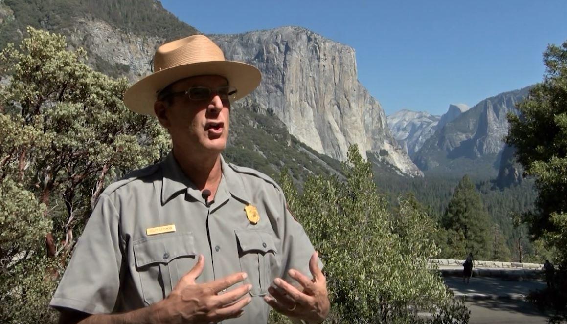 Yosemite ranger