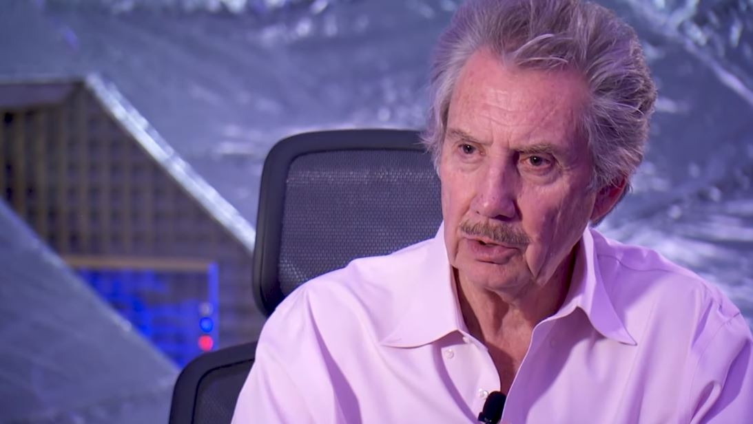 Robert Bigelow Opens up about AAWSAP, the Tic Tac incident, weird events on Skinwalker Ranch, the connection to consciousness