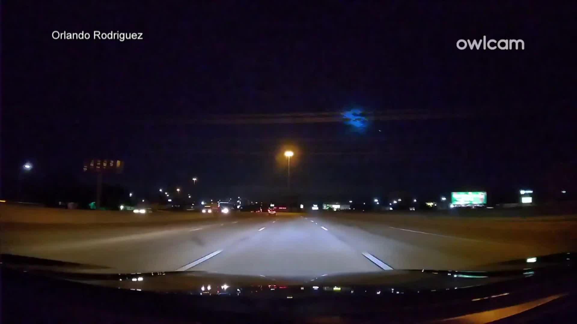 Austin meteor
