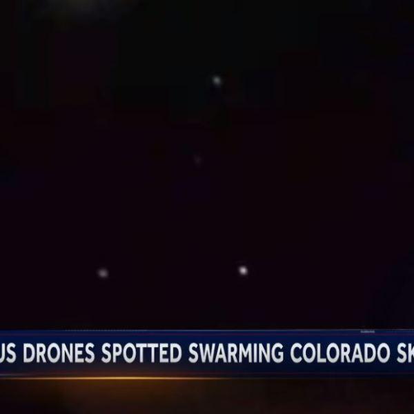Colorado drones