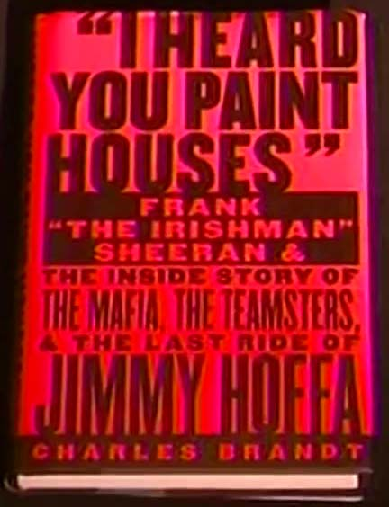 Jimmy Hoffa book