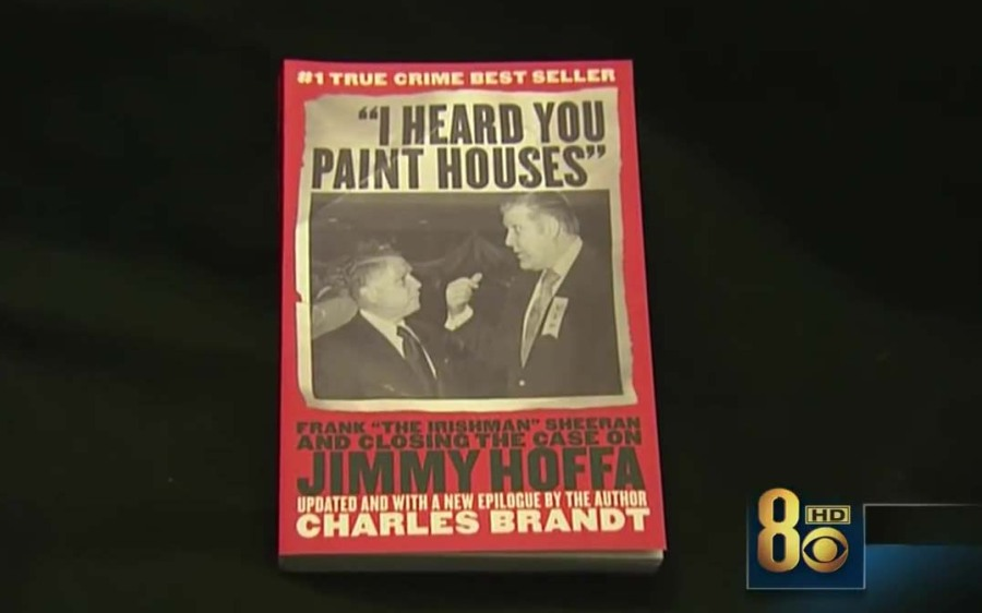 Charles Brandt book