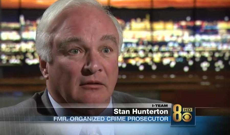 Stan Hunterton