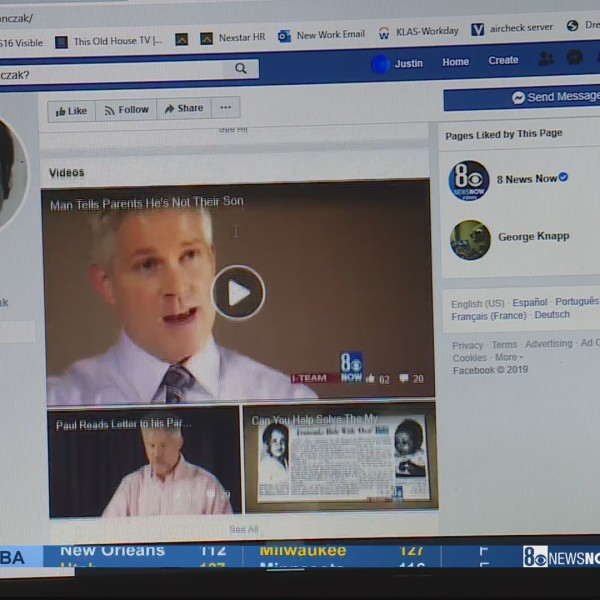 stolen baby Paul Fronczak Facebook
