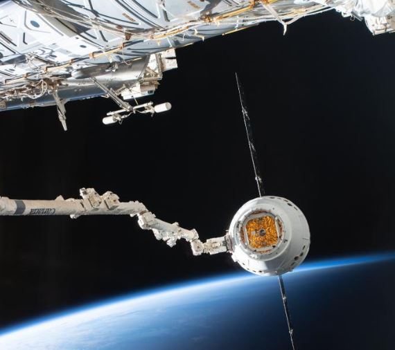 SpaceX Dragon NASA