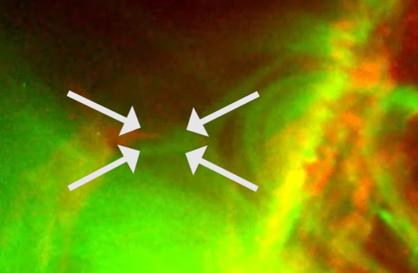 sun magnetic reconnection