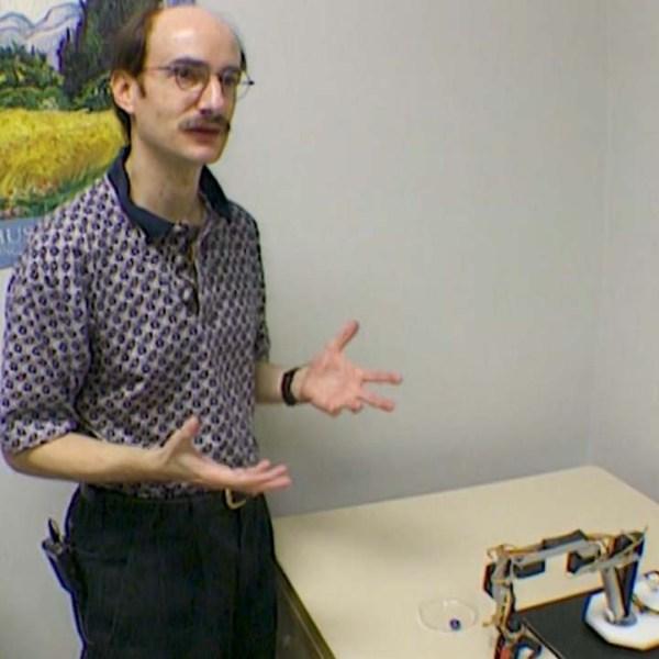 Dean Radin robot