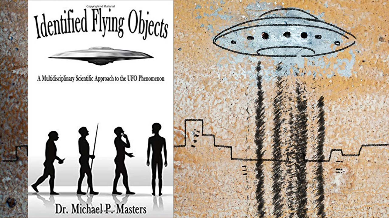 Identified Flying Objects book
