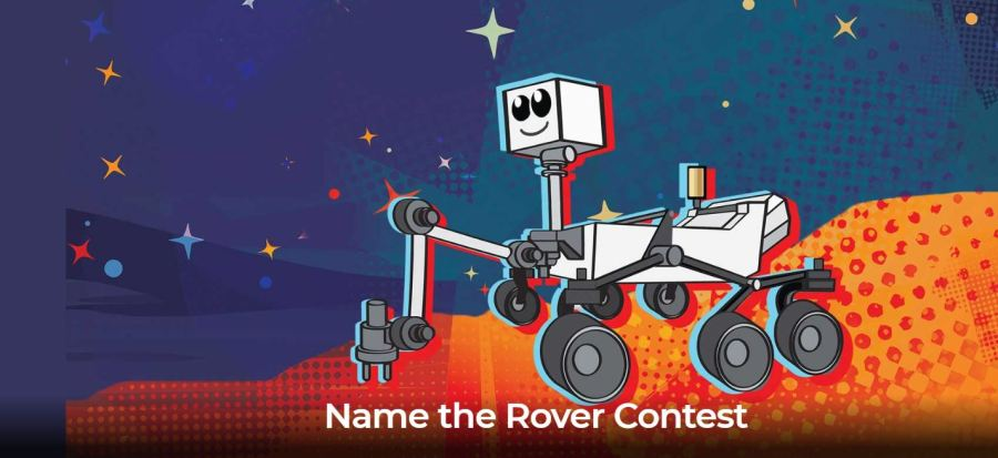 Mars Rover contest