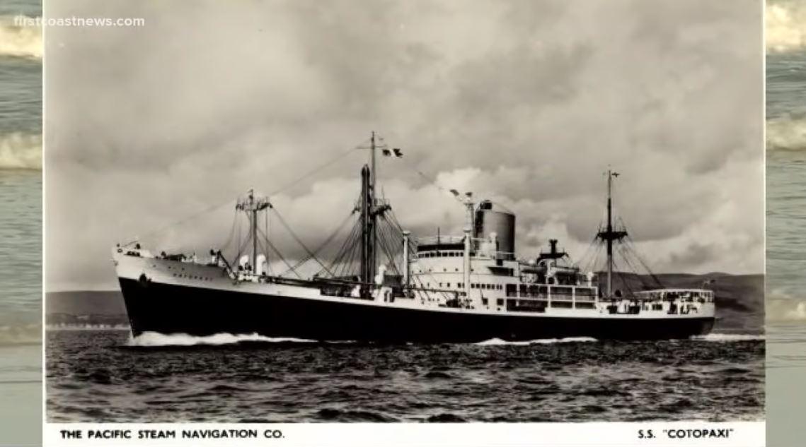 SS Cotopaxi Bermuda Triangle