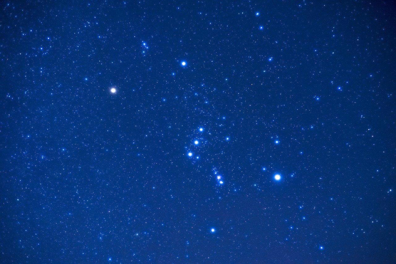 Orion Betelgeuse