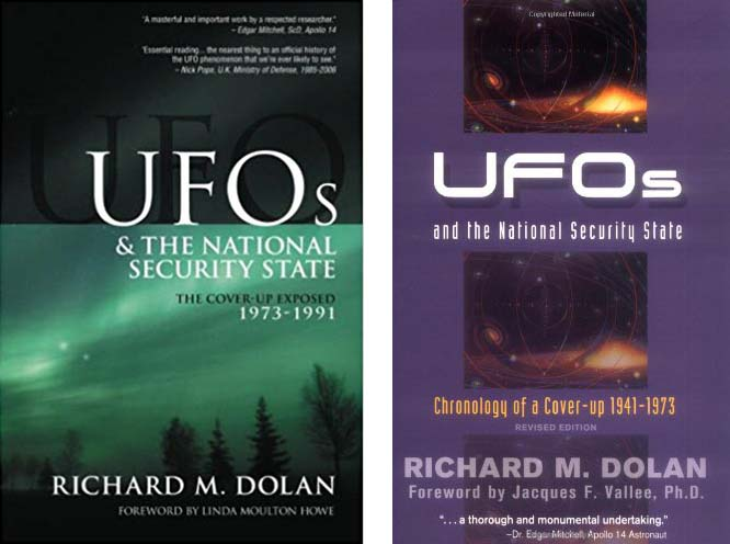 Richard Dolan books