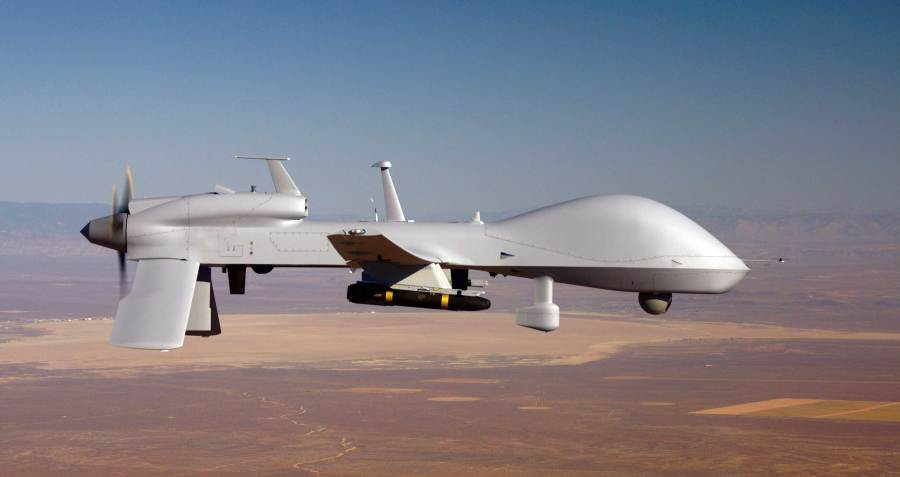 MQ-1C Unmanned Aircraft
