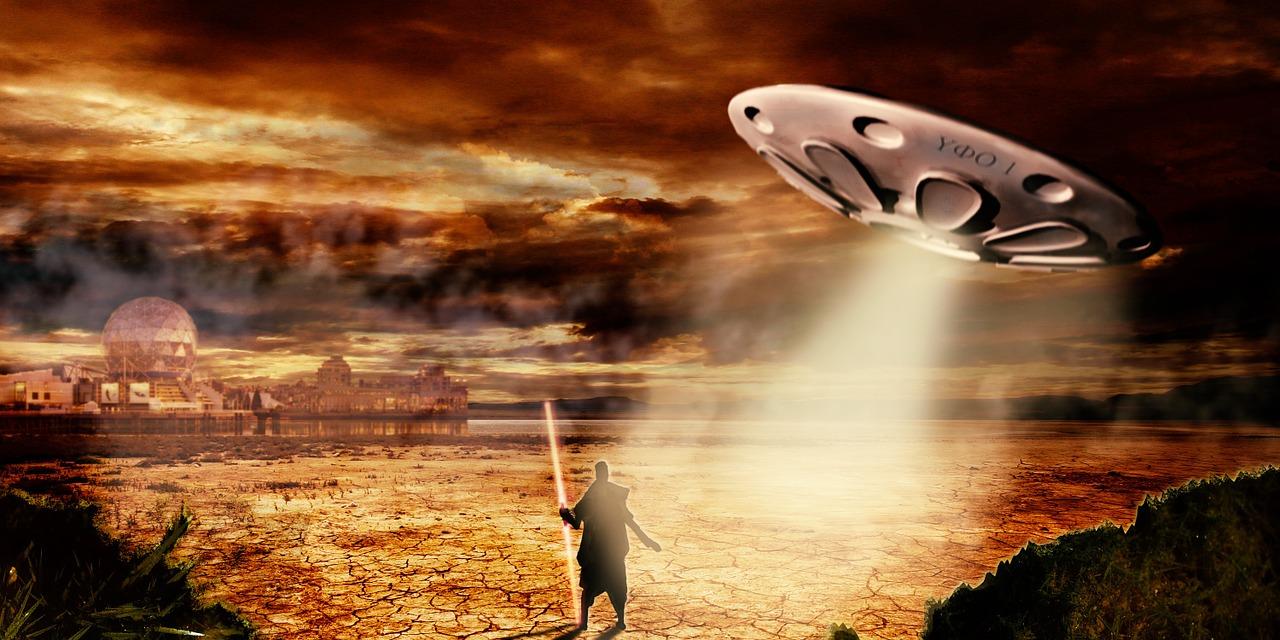 UFO culture religion