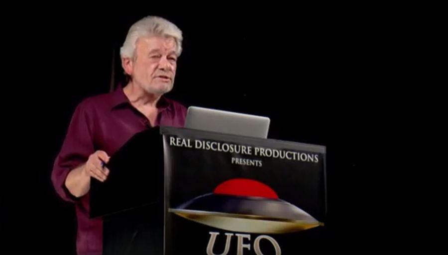 George Knapp 2019 UFO Mega Con