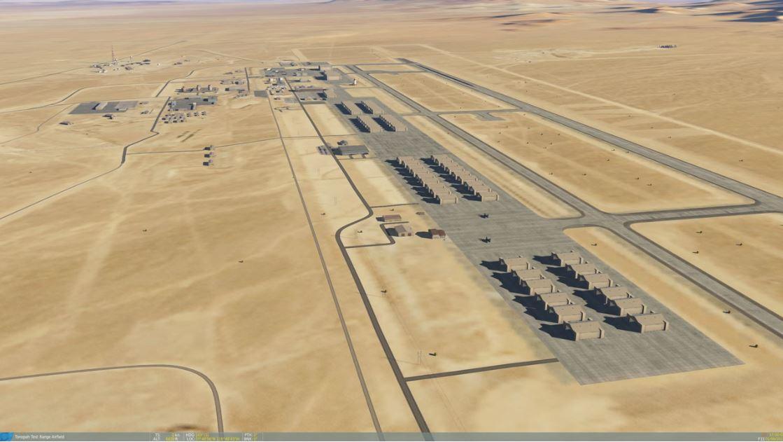 Tonopah Test Range Airport
