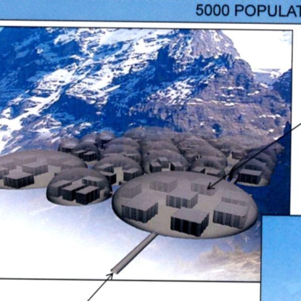 underground ark nevada test site