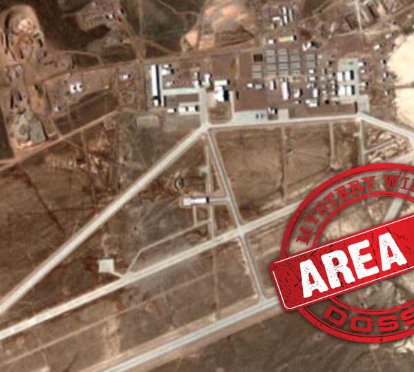 Area 51 dossier