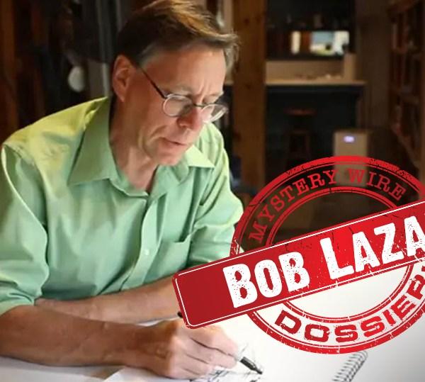 Bob Lazar dossier