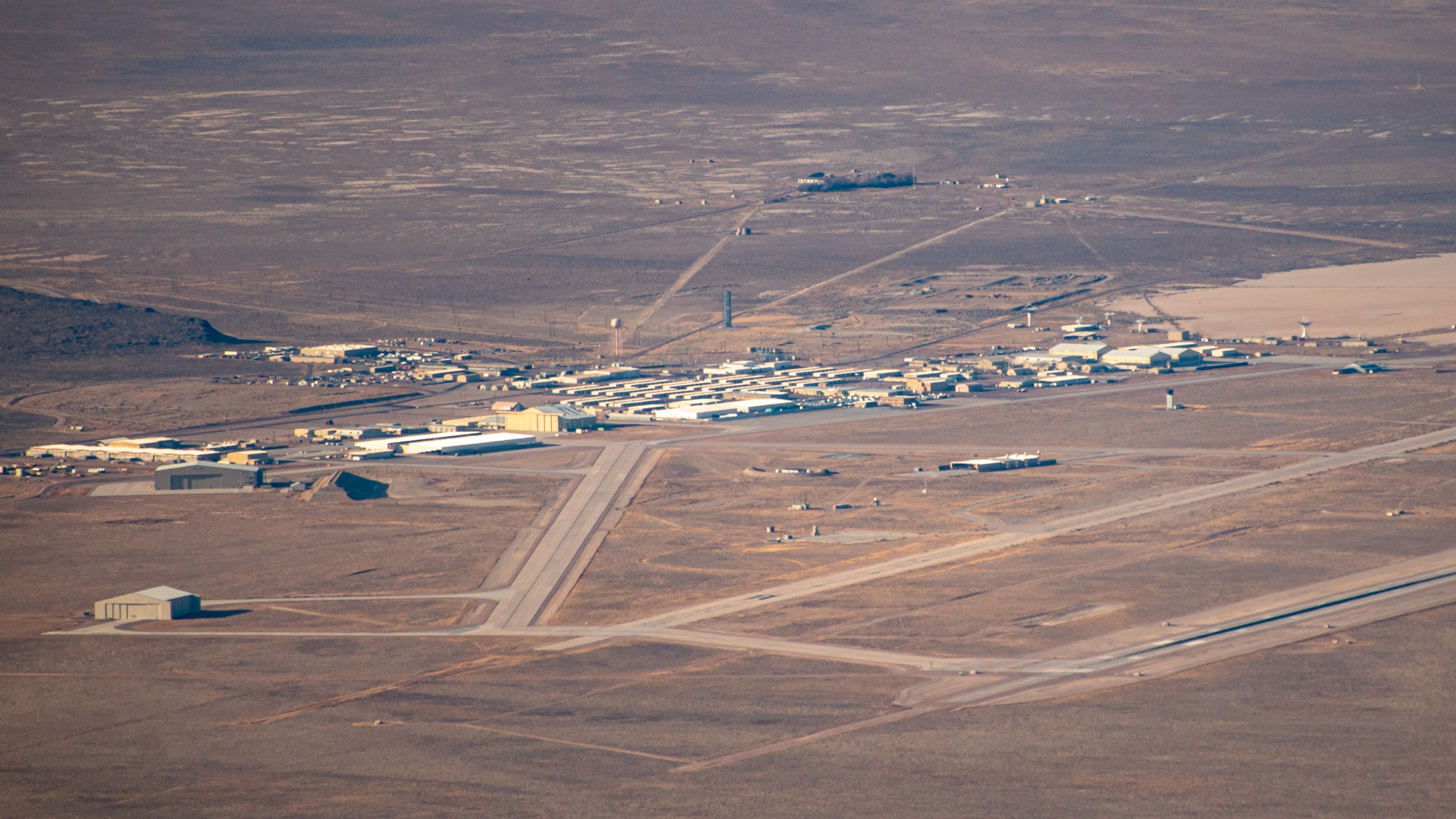 Area 51 at Groom Lake, NV (Photo: Gabe Zeifman)